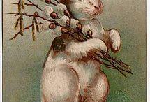 Пасха, кролики