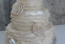 Wedding Cakes / Wedding Cake by All Occasions Bakery, Massillon, Ohio