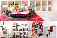 bedrooms for teens / by Sarah Adams