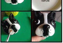 Kager/cakes modellering