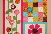 Quilting, sewing