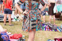 Folk Festival Fashion / by Melanie Kasten