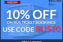 Reload Bus Ticket / Bus Ticket Bookings at www.reload.in