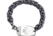 Feature Products / Emergency ID Medical ID Bracelets, Necklaces and Wallet Cards - Feature Products!