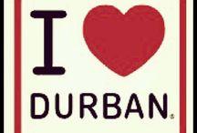 My days in Durban