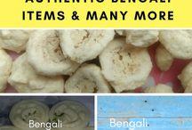 Authentic Bengali Items