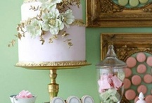 Cake Inspiration / by Joelle McMahan