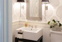 Basement Bathroom / by Anastasia Walter