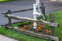 landscaping/yard ideas / by Vicki Devary