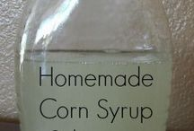 corn syrup substitute