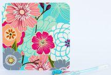 My Creations / My handmade fabric greeting cards