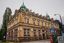 Bielsko Biała - Pałacyk Rosta