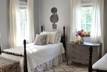 Guest room / by Morgan Hutchinson