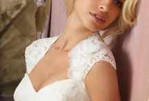 Lovely Lace / The classic lace wedding gown gets an update in these Mori Lee originals.