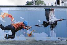 Mural // Graffiti // Street art