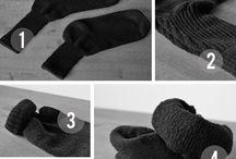 Sock bun