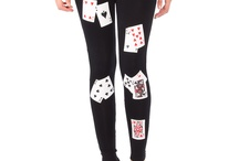 Gambling clothes
