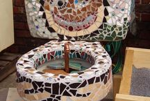 Ceramics & Mosaics / by Maureen Pierce