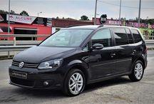 VW Touran 2.0 tdi 140cv Advance 5p 12/2011....14990 Eur.