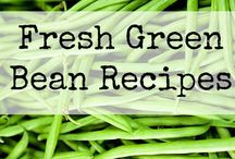 Garden Recipes / Here are some delicious recipes to use with your garden harvest!