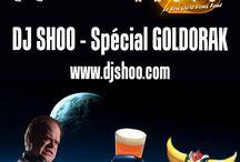 DJ SHOO - SPECIAL GOLDORAK / Ce vendredi sur les ondes d' Atomik Radio LE SHOO fait encore des niaiseries sur la meilleur playlist de nouveautés de la semaine. www.djshoo.com & www.atomik-radio.fr