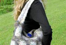 Crocheted purse / by Trisha Salerno