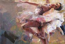 balerin resimleri