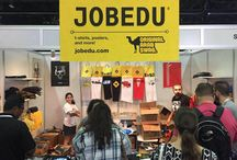 Jobedu goes to MEFCC 2015 / The craziest 3 days the team has ever had!