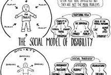 The Social Model of Disablity