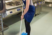 Kitchen cleansing checklists