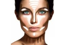 Rules of Make-Up / Highlight and Contour