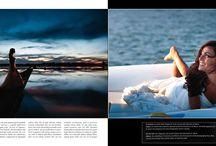"Couples portrayed in art / Photography Nino Lombardo • Text by Riccardo Sassoli for ""Arte Navale"" magazine"