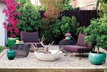 patio ideas / by Janice Lighter