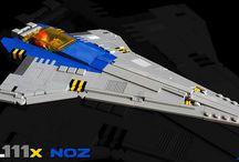 Lego Inspiration / Cool Lego! Mainly MOCs