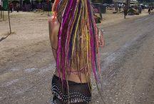 Fiercelocks hairstyling