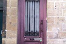 Doors / Old wooden doors
