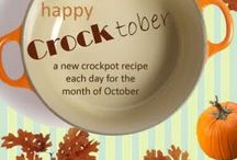 Crockpot Recipes / Delicious and easy crockpot recipes