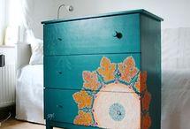 Restauration furniture