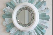 Speglar/ramar