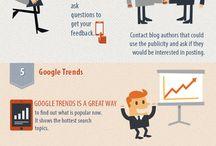 Blogging / Website Tips / by Jax