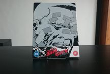 Sin City blu-ray steelbook from zavvi / ''Sin City'' on Blu-Ray - steelbook edition from zavvi