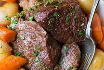 Chuck tender roast