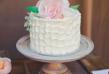 Wedding Cakes / Single Tier Decadence