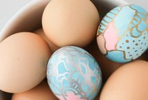 Easter Craft Projects / Inspiration for your easter crafting projects.