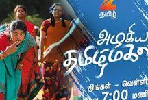 'Azhakiya Tamizh Magal' on Zee Tamil Tv Plot Wiki,Cast,Promo,Title Song,Timing