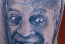 Tattoos by Tom O.