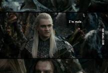Lord Tolkien & Hobbits