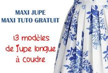 tuto / patrons couture femme
