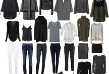Dream cupboard / Capsule wardrobe genius