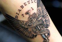tattoo bits
